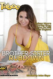 Brother-Sister Rubdown