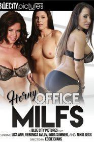 Horny Office MILFs