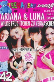 Teenagers Dream 42: Ariana and Luna – Wilde Früchtchen zu Vernaschen