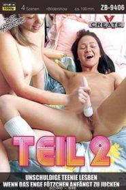 Unschuldige Teenie-Lesben 2