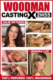 Woodman Casting X: Julie Skyhigh & Jessika Lux