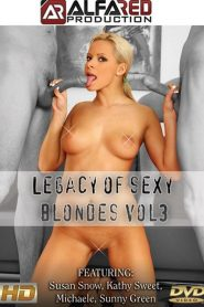 Legacy Of Sexy Blondes 3