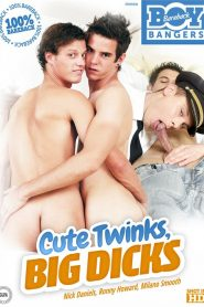 Cute Twinks, Big Dicks