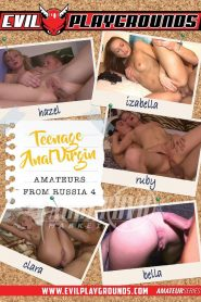 Teenage Anal Virgin Amateurs From Russia 4