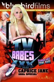 Tv Babes XXX 18: Caprice Jane Anal Special