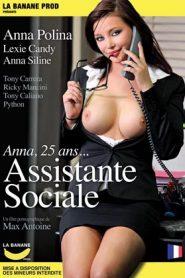 Anna, 25 ans… Assistante Sociale