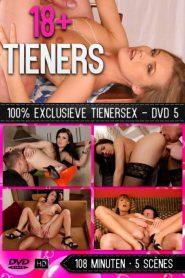 18+ Tieners – DVD 5