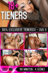 18+ Tieners – DVD 9
