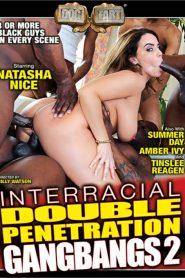Interracial Double Penetration Gangbangs 2