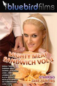 Mighty Meat Sandwich