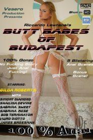 Butt Babes Of Budapest