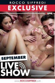 Rocco Siffredi Live Shows September