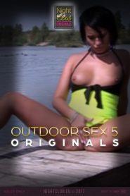 Outdoor Sex 5: Nightclub Original Series