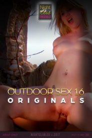Outdoor Sex 16: Nightclub Original Series