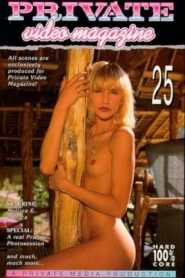 Private Video Magazine 25