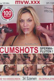 Cumshots Sperma-Fluten