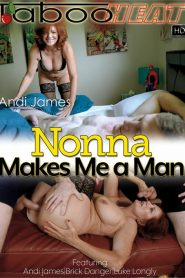 Andi James in Nonna Makes Me a Man
