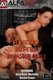 European Hotties Invasion