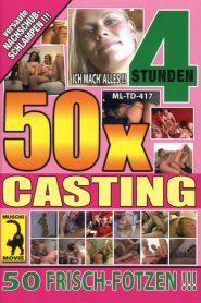 50x Casting 50 Frisch-Fotzen