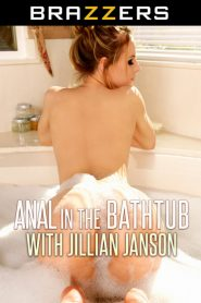 Anal In The Bathtub
