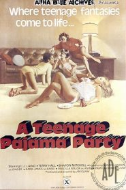 A Teenage Pajama Party
