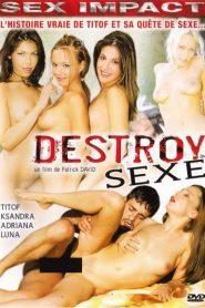 Destroy Sexe
