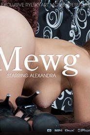 """RylskyArt – Alexandra """"Mewg"""""""