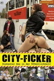 City-Ficker Riskanter Sex In Der Oeffentlichkeit