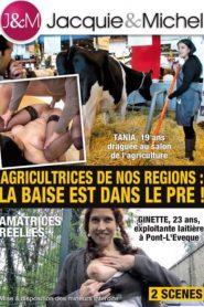 Agricultrices de nos regions: la baise est dans le pre!