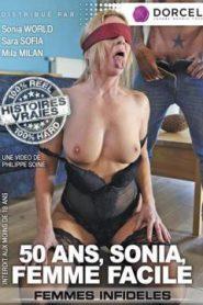 50 Ans, Sonia, Femme Facile