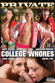Private Gold 157: College Whores