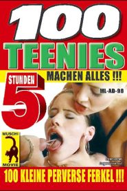 100 Teenies Machen Alles!!!