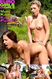 EuroGirlsOnGirls – Mary Kalisy, Kathy Fuckdoll – Lesbian Lust In The Sun