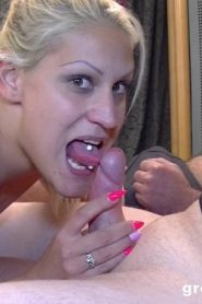 GroupBanged – Amateur – A Dirty Blonde Who Loves Multiple Cocks
