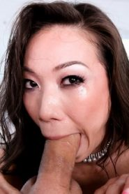 Throated – Kalina Ryu – Testing An Asian Throat