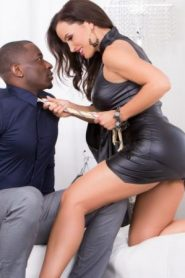 EvilAngel – Lisa Ann, Rob Piper – MILF Lisa Anns Interracial Anal Date