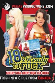 18 & Ready to Fuck