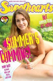 Summer's Cumming!