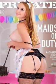 Maids On Duty